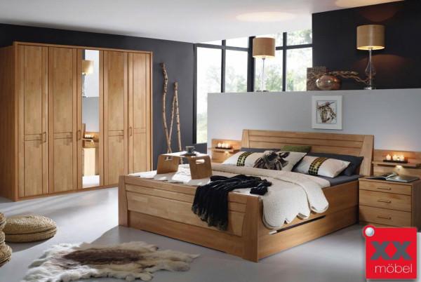 Schlafzimmer   Sitara   Erle teilmassiv   S44
