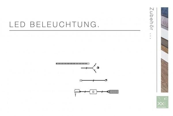 Set 5. LED Band Bel. ca. 135 cm Nr 05085ZB