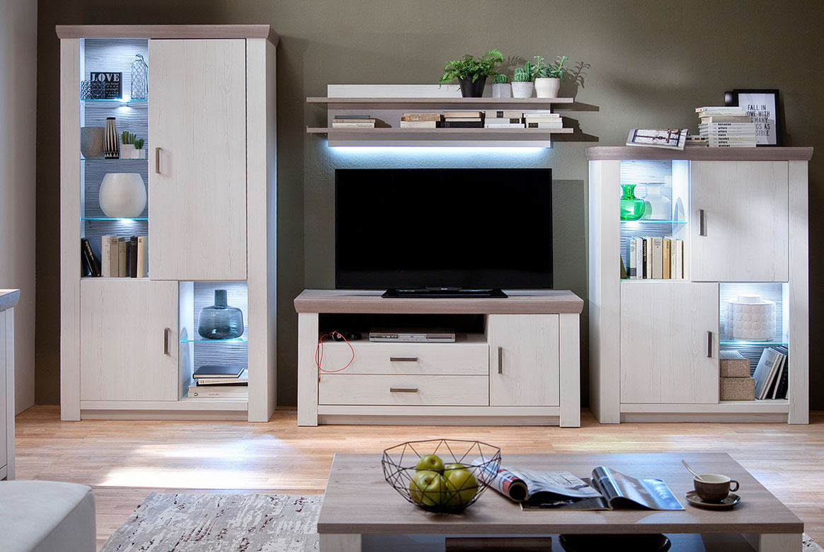 TV-Element komplett Bozen | T31