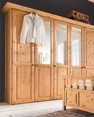 Schlafzimmer landhausstil kiefer  Schlafzimmer Landhausstil online kaufen | XXMÖBEL