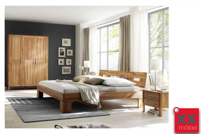 Schlafzimmer | Modset | Kernbuche massiv | K03