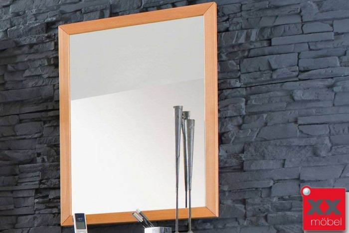 Garderobenspiegel | Arcona | Rahmen massiv | T30-AB