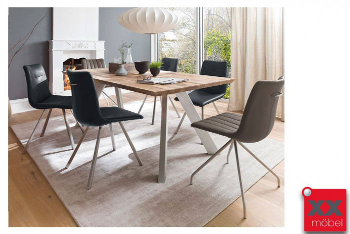 Tischgruppe | Milton | Eiche o. Wildeiche | MI18