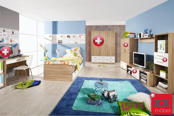 kinderzimmer konfigurator g nstig samira starter packet k01. Black Bedroom Furniture Sets. Home Design Ideas