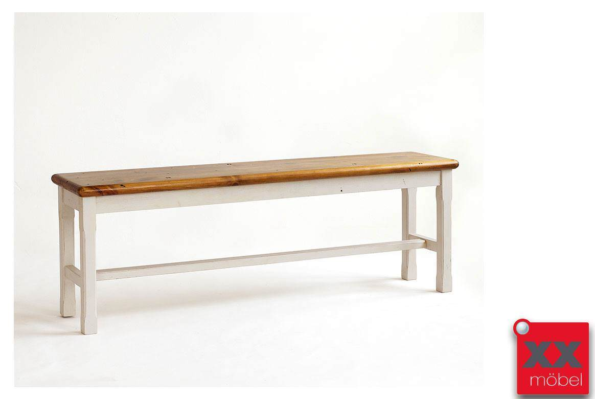 Sitzbank | Bodde | Recycle-Kiefer Massivholz | T40