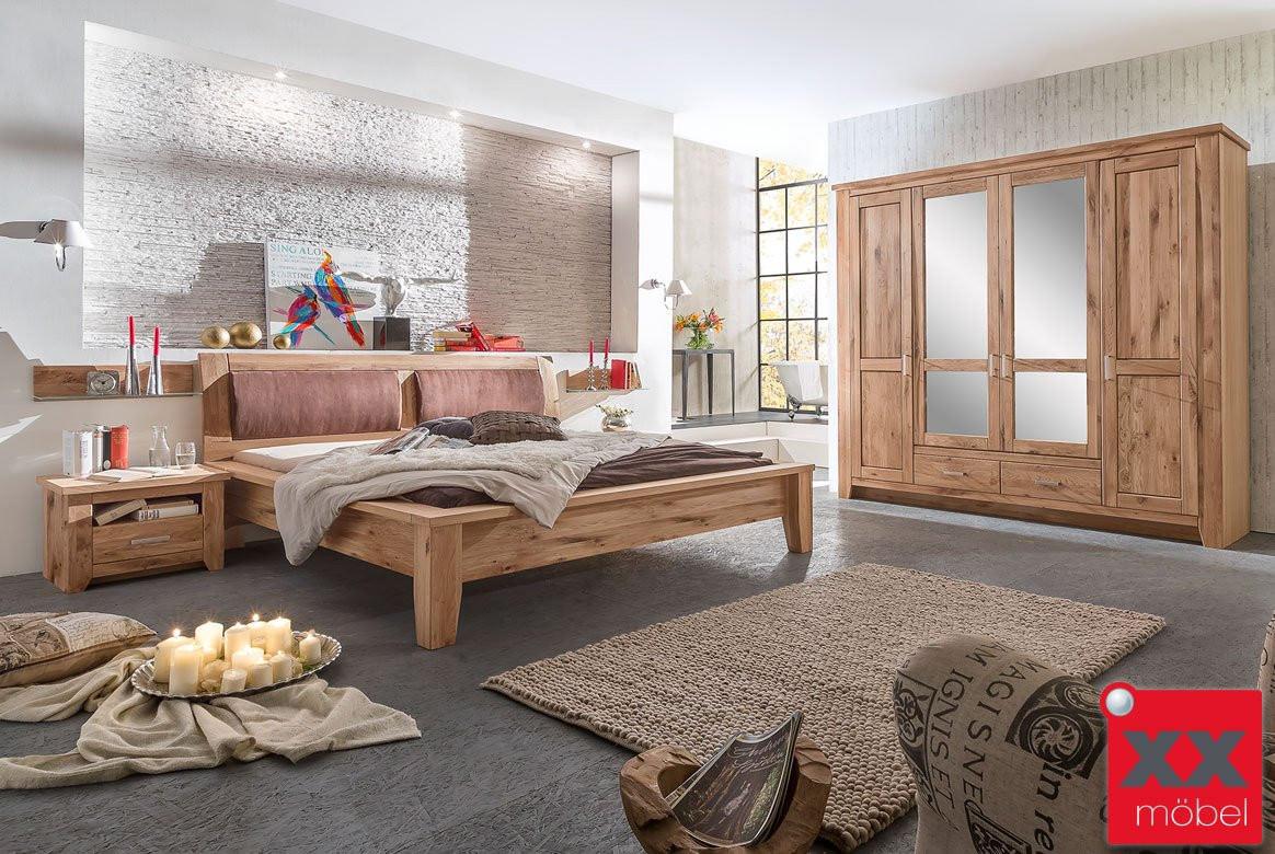 Schlafzimmer Landhausstil komplett | Toronto | Asteiche | R02