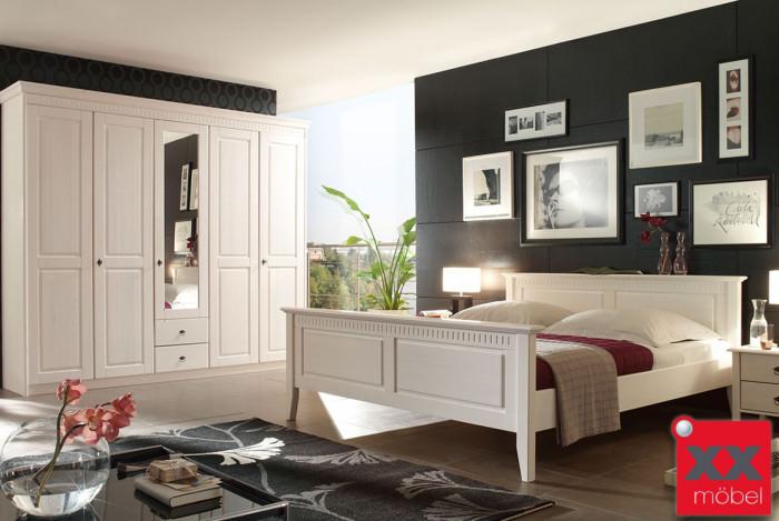 Schlafzimmer | Bozen | Kiefer massiv | S01