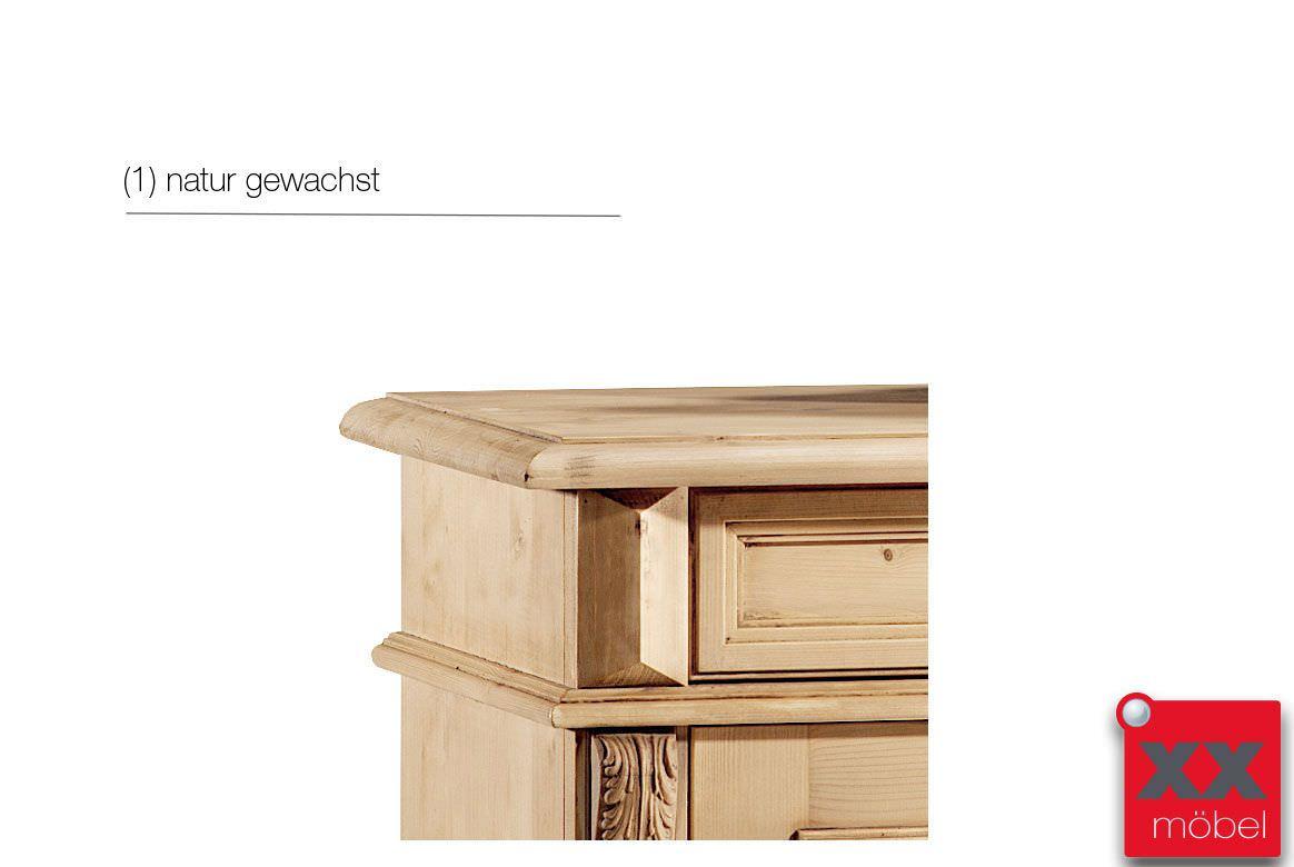 Sideboard Landhausstil Valentina Fichte Massivholz T23 1g