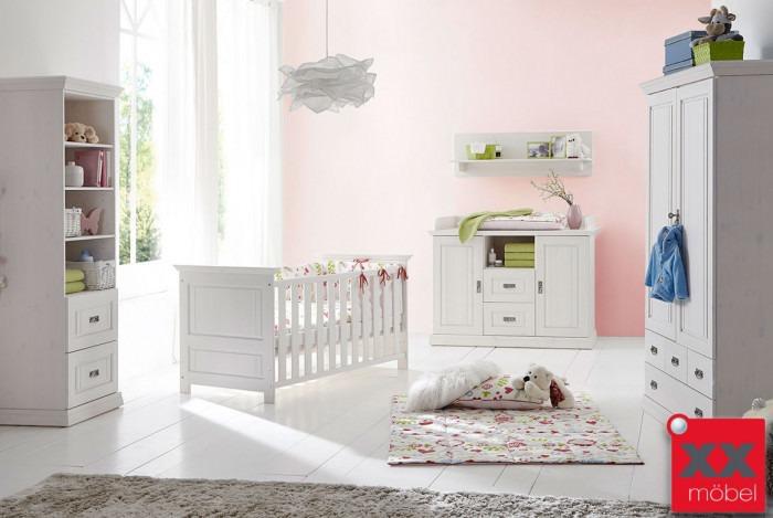 Babyzimmer | Odette | Kiefer Massivholz | B02