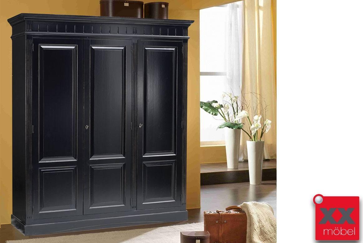 dielenschrank landhausstil lara massivholz fichte t75 4g. Black Bedroom Furniture Sets. Home Design Ideas