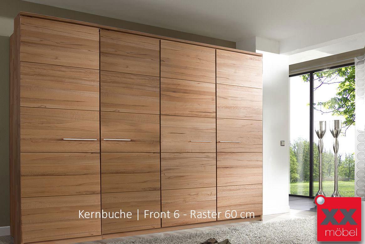 kleiderschrank massivholz m h buche kernbuche t52. Black Bedroom Furniture Sets. Home Design Ideas