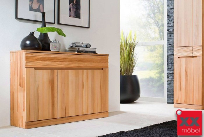 Sideboard | Arcona | Massivholz Kernbuche | T62