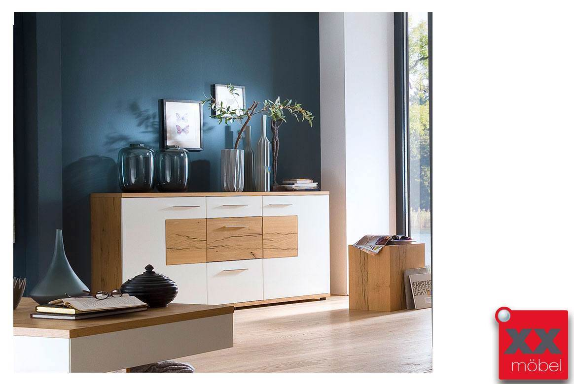 Massivholz Wohnwand online kaufen