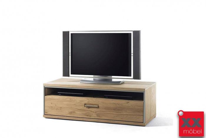TV Lowboard | Espero | Eiche teilmassiv | T30