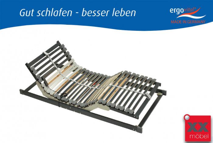 Lattenrost | Vitalflex Slim PLANO Motor | Liegefläche - flex | S80