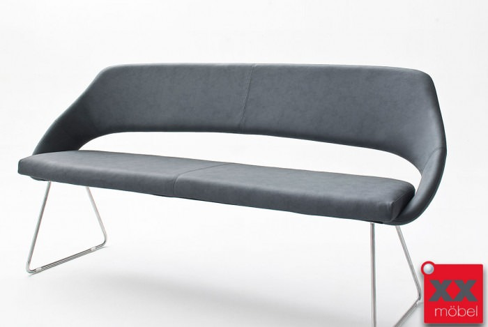 Sitzbank modern | Dajana | anthrazit, graublau, taupe | DA