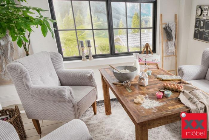 Ostfriesen Sessel | Pavolo | 1 Sitzer mit Federkern | E01