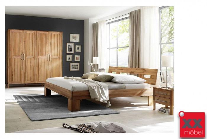 Schlafzimmer | Modset | Kernbuche massiv | K07