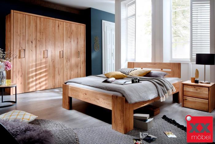 Schlafzimmer | Rödig | Wildeiche Massivholz | S06