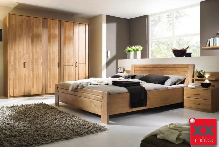 Schlafzimmer | Sitara | Erle teilmassiv | B43