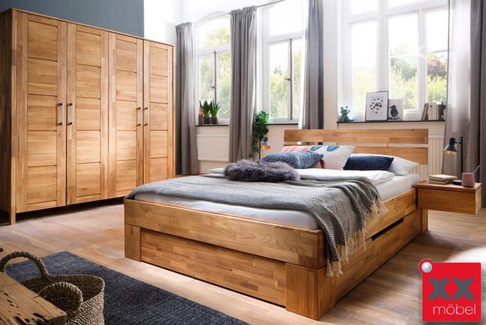 Schlafzimmer | Zent | Wildeiche geölt | SC24