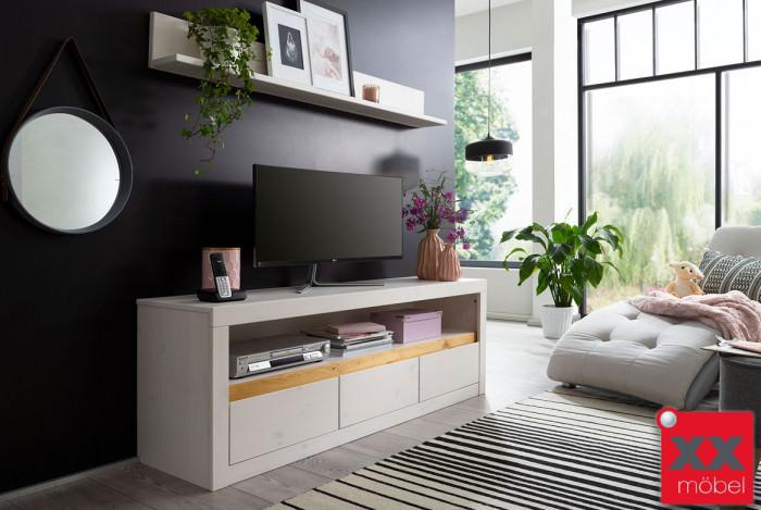 TV Element | Savi | Kiefer Massivholz | W60