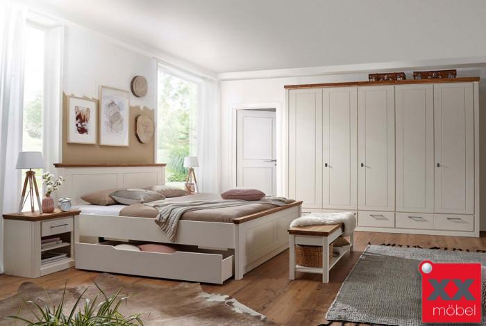Schlafzimmer | X-Line | Kiefer Massivholz | S01