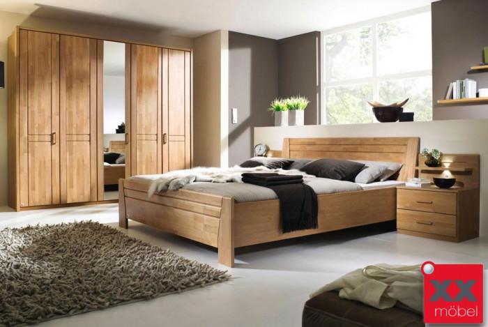 Schlafzimmer | Sitara | Erle teilmassiv | B44