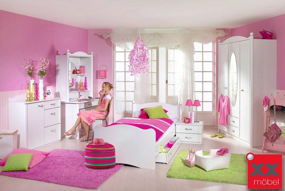 Kinderzimmer landhausstil lilly modern wei k01 for Kinderzimmer landhausstil weiss