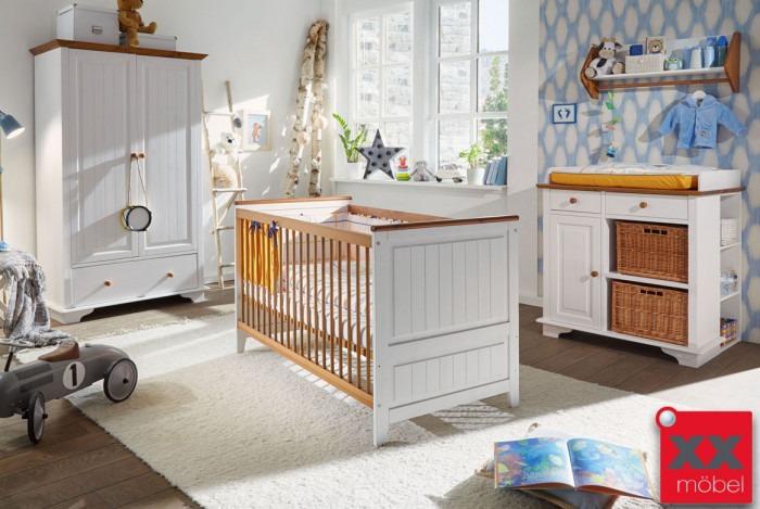 Babyzimmer Landhausstil Julia Kiefer Massivholz