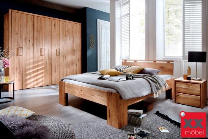 Schlafzimmer | Rödig | Wildeiche Massivholz | S05