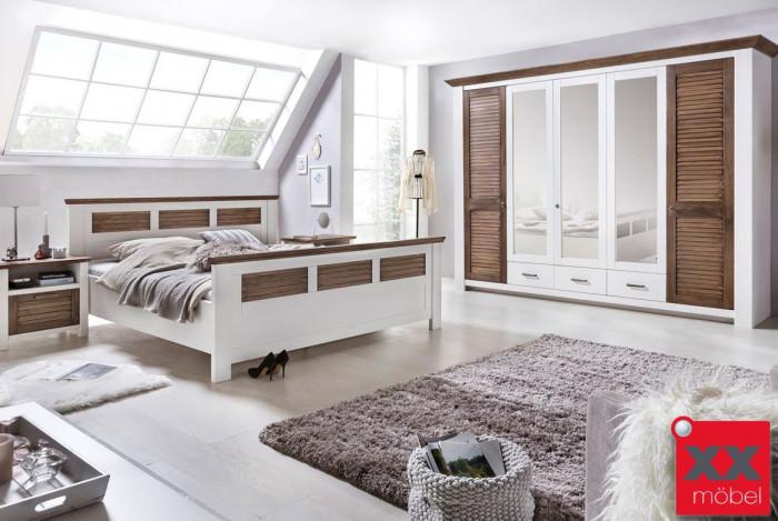 Schlafzimmer | Laguna | Kiefer Teilmassiv | P05