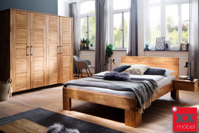 Schlafzimmer | Zent | Wildeiche geölt | S12
