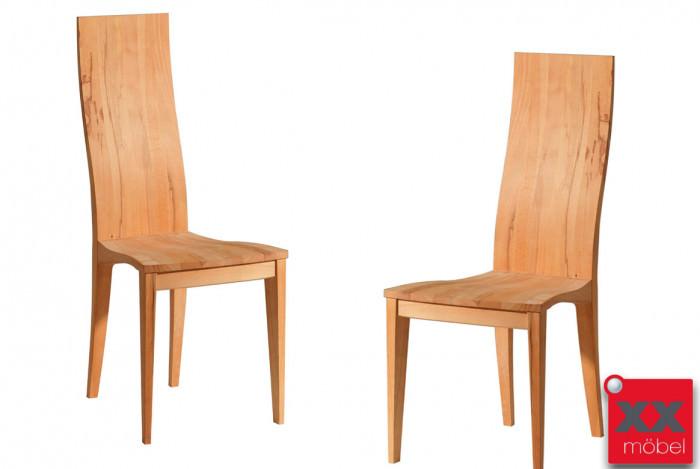 Stuhl Set | Finnja | Kernbuche o. Wildeiche | T01