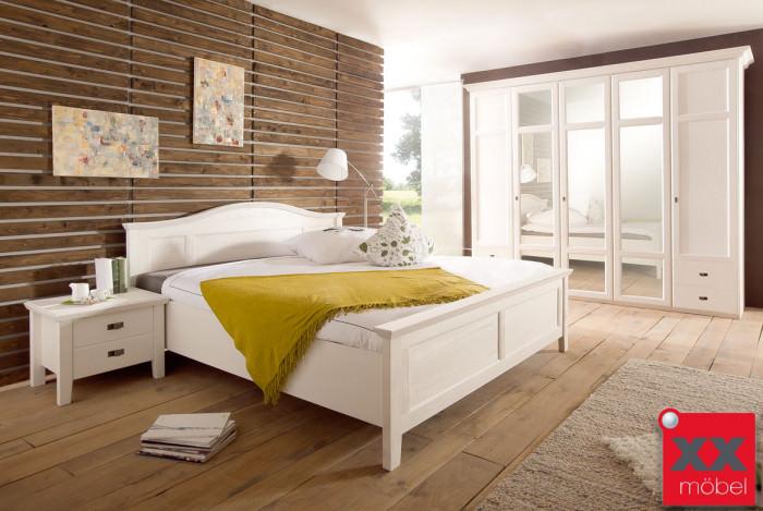 Schlafzimmer   Casa   Kiefer teilmassiv   W02