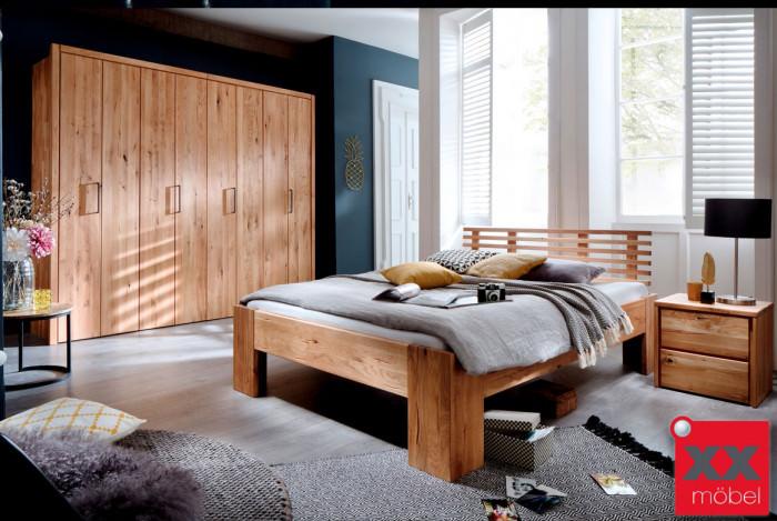 Schlafzimmer | Rödig | Wildeiche Massivholz | S04