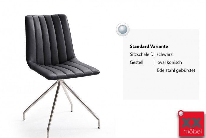 Stühle | Alessia | Bezug in Farben G14