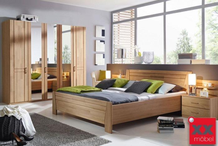 Schlafzimmer | Sitara | Wildeiche teilmassiv | W72