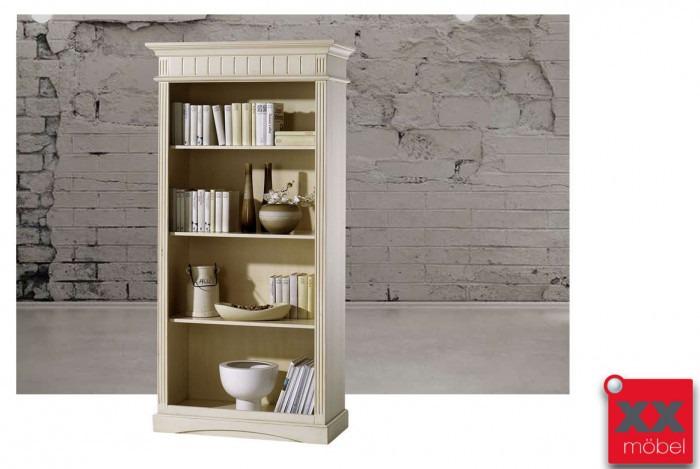 Bücherregal | Lara G4 | Fichte Massivholz | T60