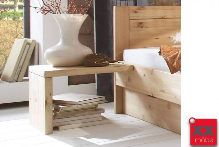 Nachttisch   Rauna   Kiefer Massivholz   T59