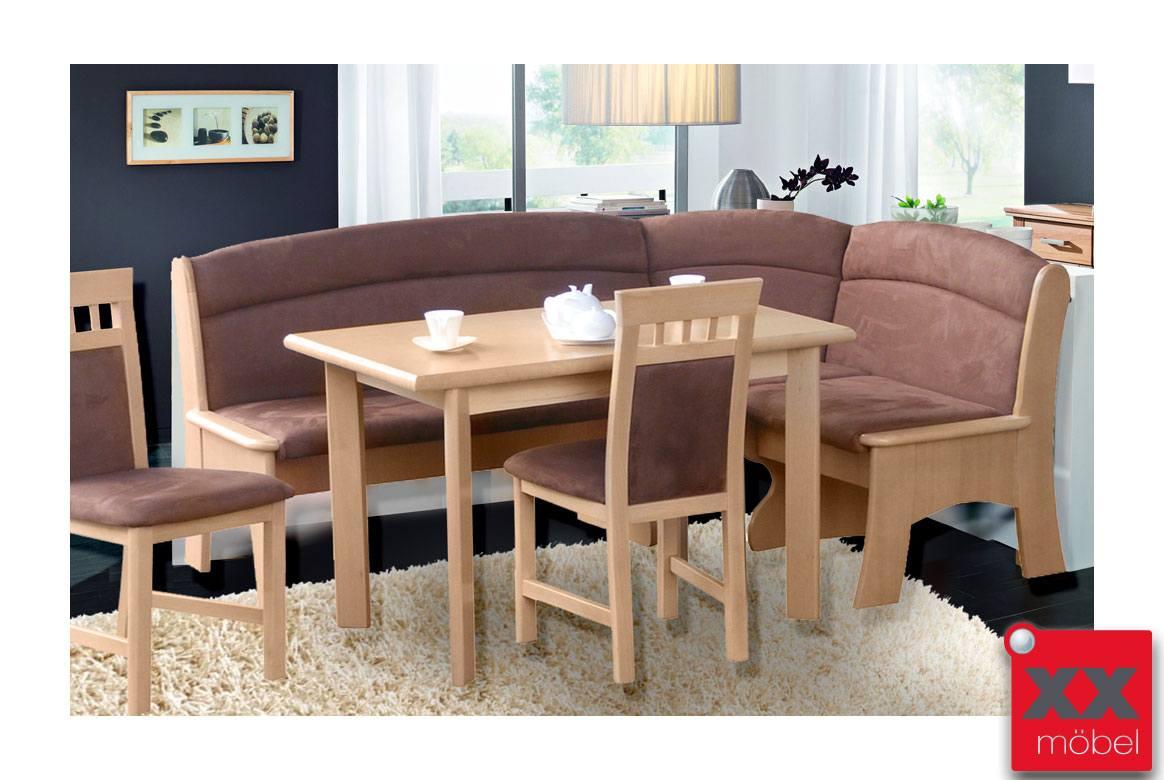 eckbankgruppe landhausstil mallorca buche teilmassiv m4. Black Bedroom Furniture Sets. Home Design Ideas