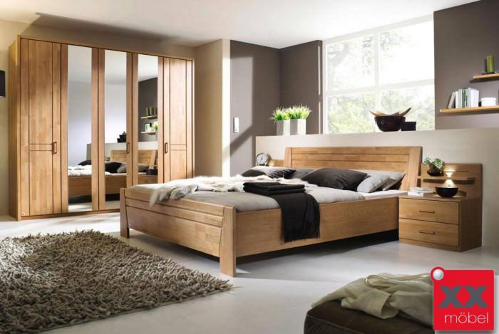 Schlafzimmer | Sitara | Erle teilmassiv | B72