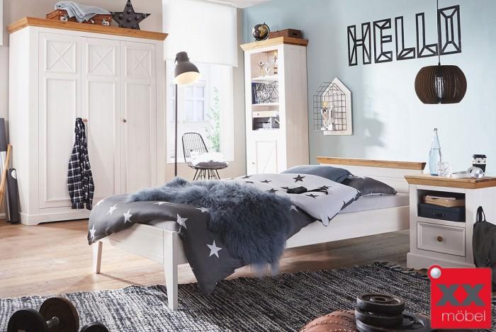 Kinderzimmer | Julia | Kiefer Massivholz | K02