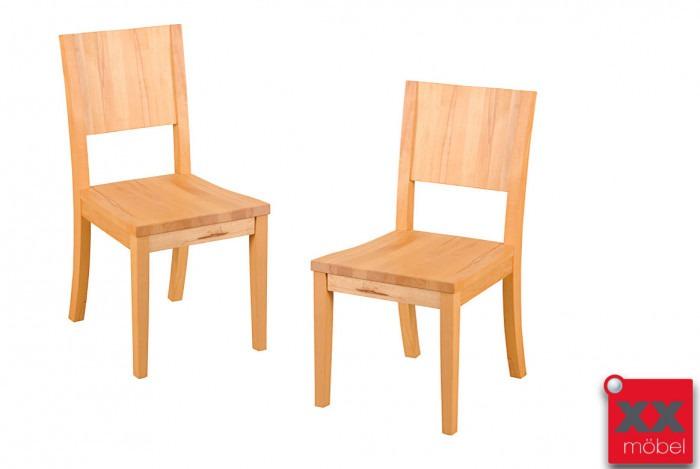 Stuhl Set | Turin A | Kernbuche o. Wildeiche | T20