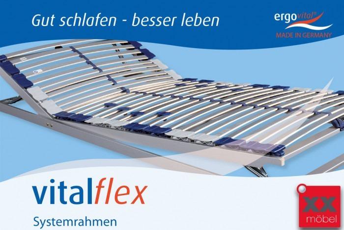 Lattenrost   Vitalflex   Liegefläche - flex   F80