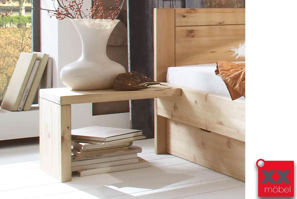 Nachttisch | Rauna | Kiefer Massivholz | T59