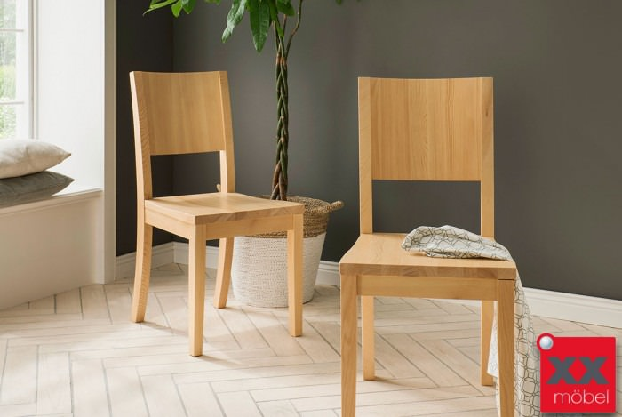 Stuhl Set | Gotland | Kiefer Massivholz | T19