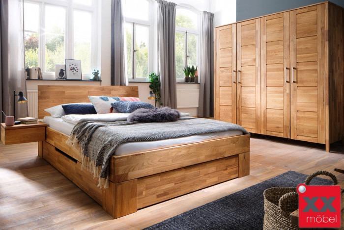 Schlafzimmer | Zent | Wildeiche geölt | SC12