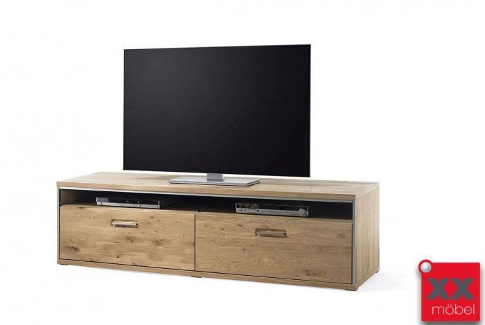 TV Lowboard | Espero | Eiche teilmassiv | T36