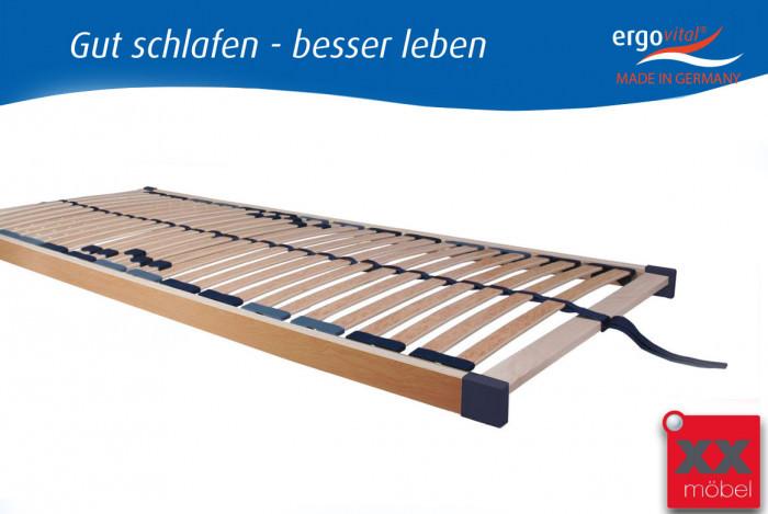 Lattenrost | Ergoflex | Liegefläche - starr | T80